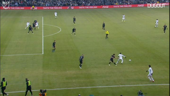 Goles Increíbles: Sebastián Blanco contra Sporting KC