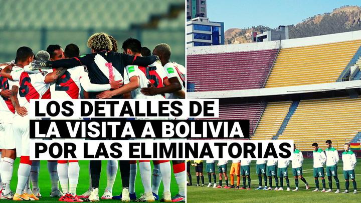 Antonio García Pye confirmó detalles de la visita de la selección peruana a Bolivia en Eliminatorias