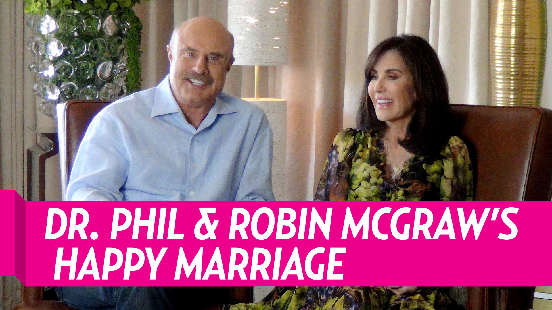 Dr  Phil and Robin McGraw: Our Rules For a Happy Marriage