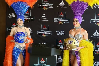 Boise State And Washington To Face Off In Las Vegas Bowl – Video