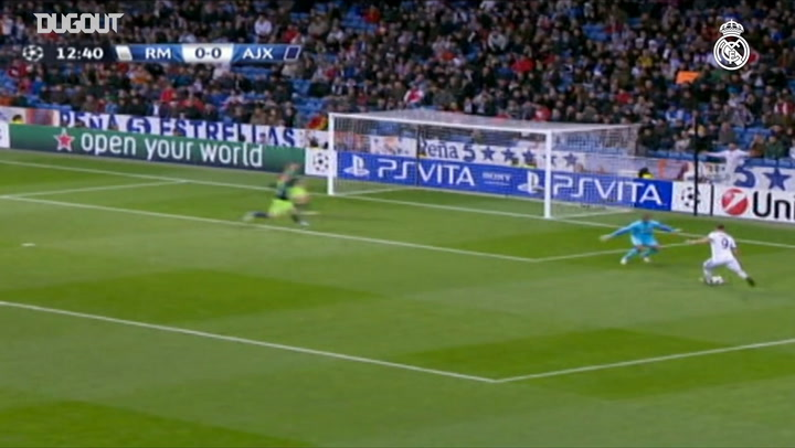 European Nights: Real Madrid Beat Ajax At The Bernabéu