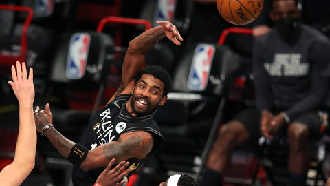 SportsNite: Kyrie Irving's 39-point performance shows how dynamic he can be in Nets' offense