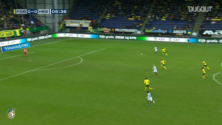Fortuna Sittard get the better of Heerenveen