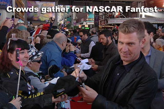 NASCAR drivers compete in Jeopardy