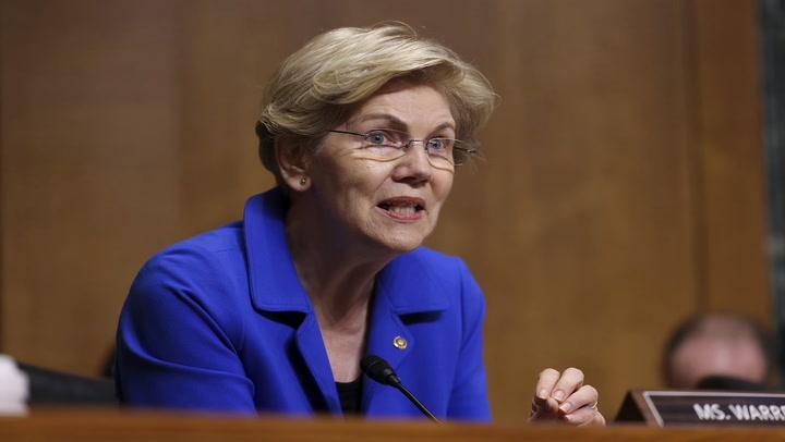 Elizabeth Warren, US Lawmakers Put Bitcoin on Trial in Senate CBDC Hearing