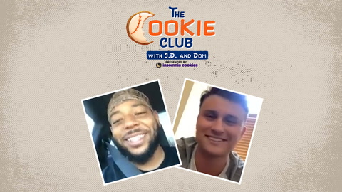 The Cookie Club: J.D. and Dom get the big league call