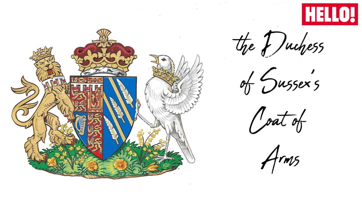 The Duchess of Sussex\'s Coat Of Arms