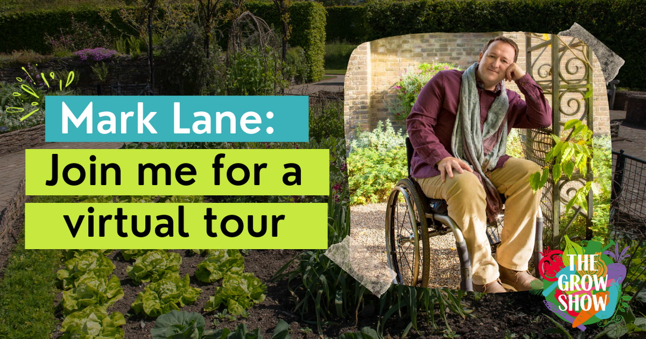 Mark Lane's Garden Tour
