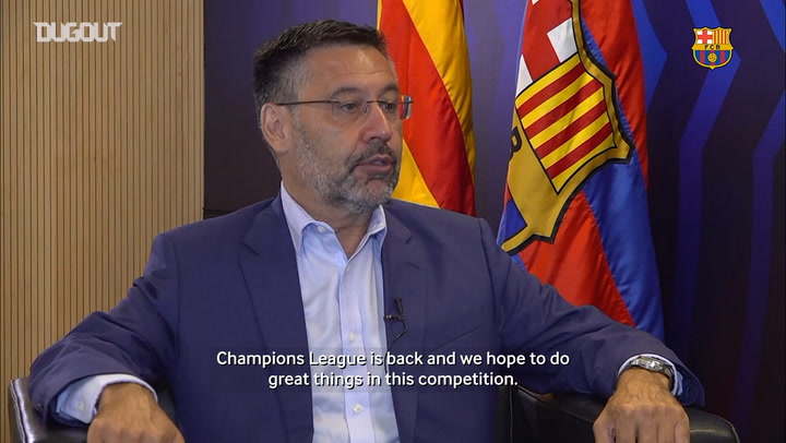 Bartomeu: 'We are not going to sell our youth power'