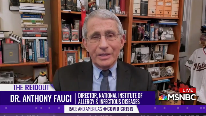 Fauci: 'Could Be Close' to Normal by the End of the Year