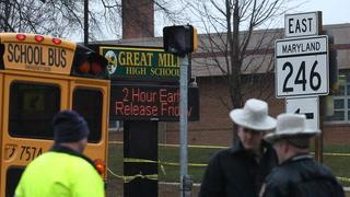 HERO: Armed resource officer stops gunman at Maryland high school