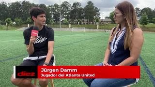 Jürgen Damm habló de la polémica que generó su publicación junto a su Lamborghini Huracan