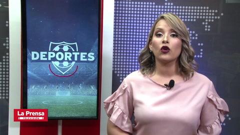 Deportes, resumen del 14-8-2018. Alexis Mendoza listo para la Selección Nacional