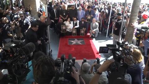 Hip Hop latino de Cypress Hill recibe estrella en Hollywood