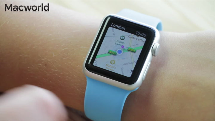 How To Use Maps On Apple Watch Get Turn By Turn Directions