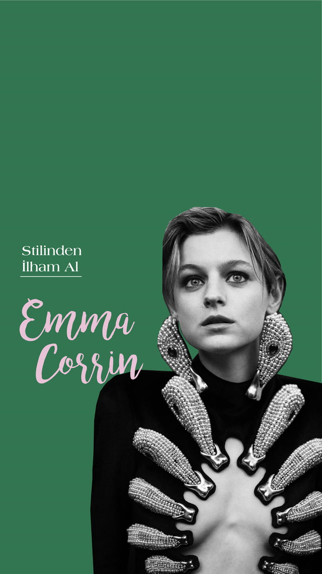 Stilinden İlham Al - Emma Corrin