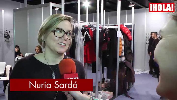 Nuria Sardá nos hace soñar con un mundo de fantasía