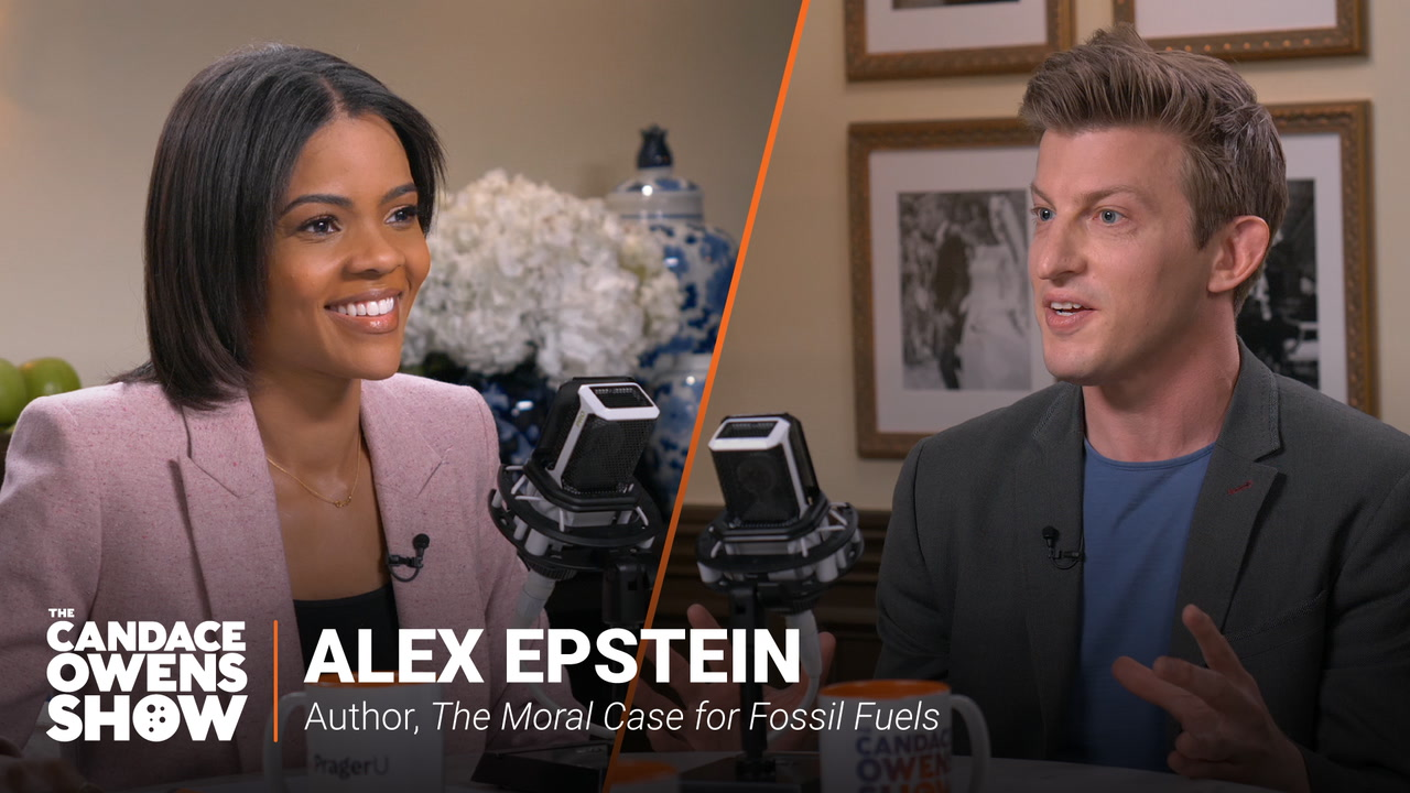 The Candace Owens Show: Alex Epstein