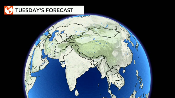 Karachi Weather - AccuWeather Forecast for Sindh Pakistan