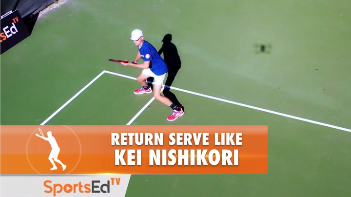 RETURN LIKE KEI NISHIKORI
