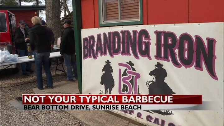 Community gathers to raise funds for Branding Iron Restaurant owners