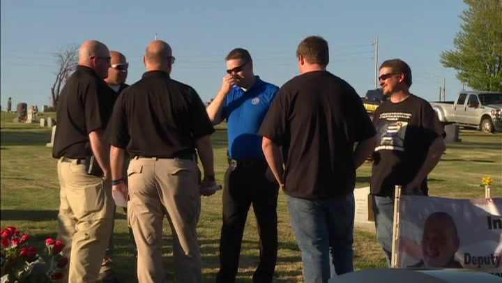 Community remembers Miller County deputy killed in the line of duty