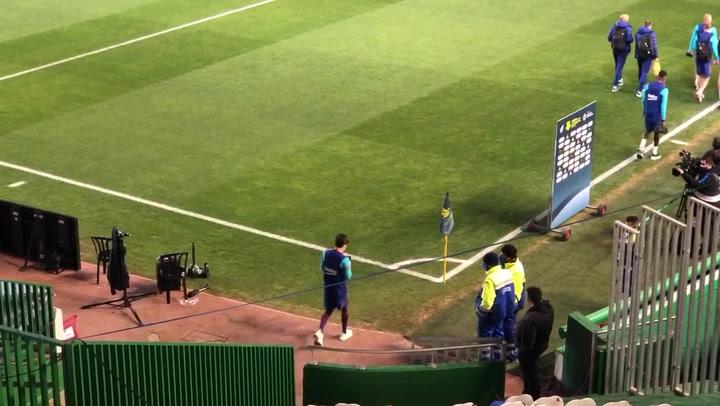 Messi, descartado ante la Real