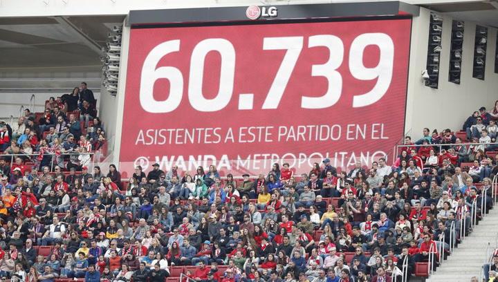 El resumen del Atlético - Barça de la Liga Iberdrola