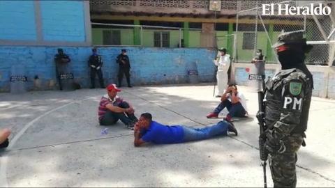 Continúa la detención de personas por el irrespeto al toque de queda