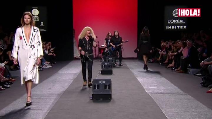 Fashion Week Madrid otoño-invierno 2017-2018: Juana Martín