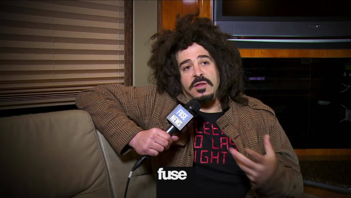Counting Crows On Underwater Sunshine, Taping & Recovering The Satellites