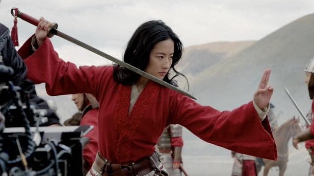 Making of: Mulan (Blu-ray / DVD)