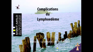Complications du lymphoedème