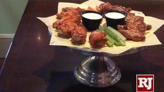 Balboa Pizza Company makes Thai peanut chicken wings