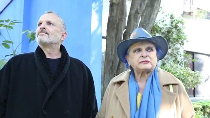 Miguel Bosé recuerda a su madre, Lucía Bosé, con un emotivo vídeo