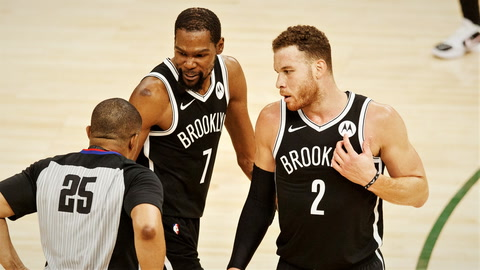 Can Nets overcome injuries to win series against Bucks?