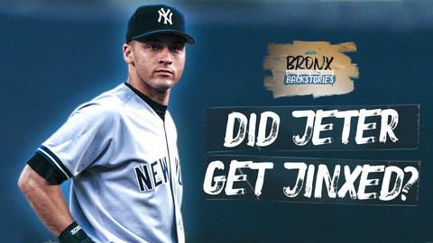 Bronx Backstories: Did Derek Jeter believe in jinxes?