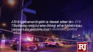11-year-old girl shot, killed in North Las Vegas
