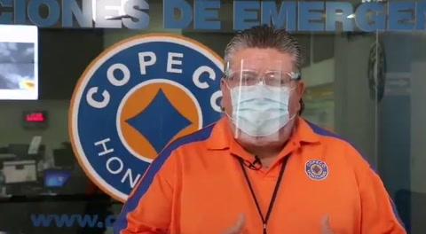 Jefe del Sistema de Alerta Temprana, Juan José Reyes