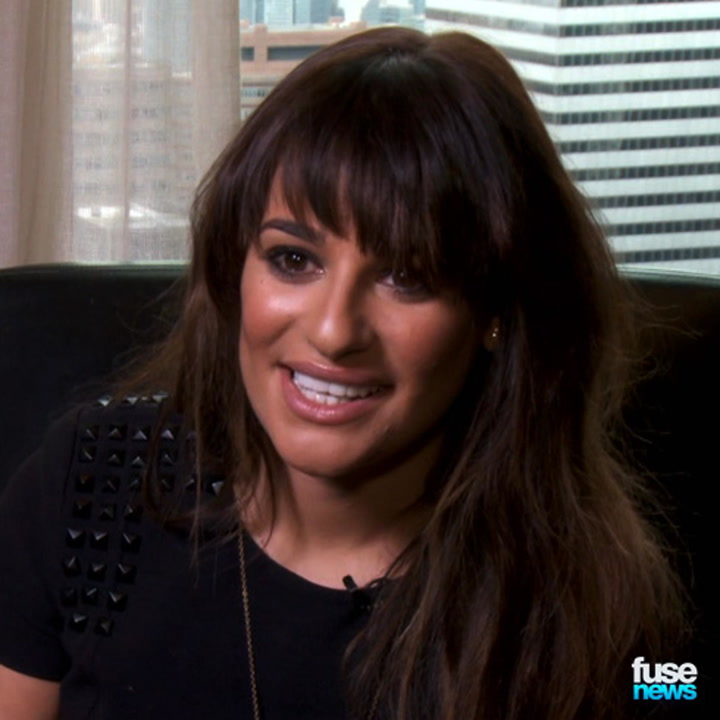 'Glee' Star Lea Michele: 'It's Important To Sing My Own Music'