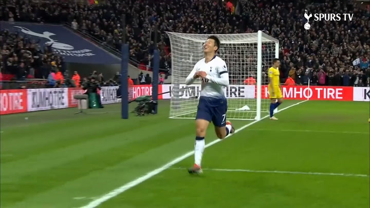 ALL OF HEUNG-MIN SON'S PREMIER LEAGUE GOALS 2018-19