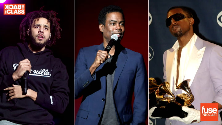 J. Cole, Chris Rock and Rap at the Grammys Pt. 2: Back of the Class