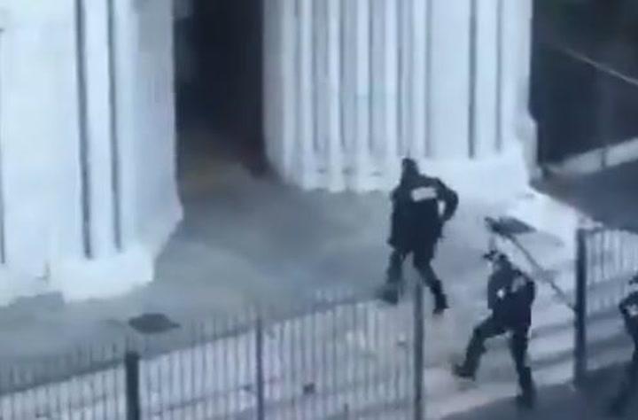 Nuevo ataque terrorista en una iglesia en Niza