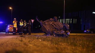 Ung mann omkom i trafikkulykke i Moss