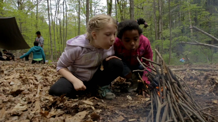 A Plus Heroes: Bringing Inner City Kids To The Wild Earth   A Plus Video