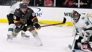 Golden Edge: Golden Knights defeat Sharks 6-0 for 2nd straight shutout