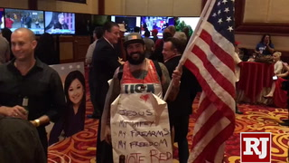 Scenes from the Nevada GOP Election Party