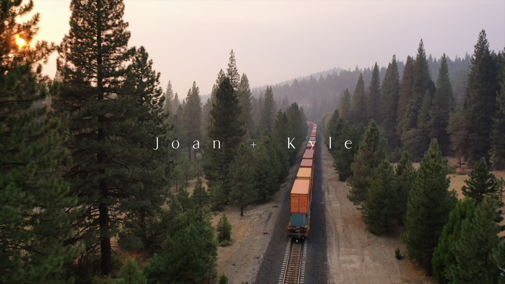 Joan Sberna + Kyle Pecorino | Cromberg, California | Twenty Mile House