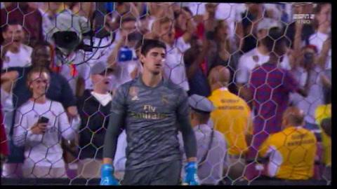 Real Madrid vence en tanda de penales al Arsenal por la Internacional Champions Cup