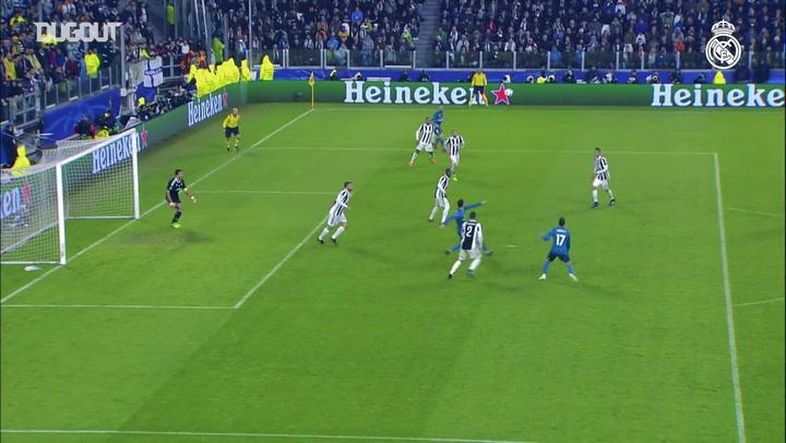 Cristiano Ronaldo'nun Şampiyonlar Ligi'nde Juventus'a Attığı Efsanevi Röveşata Golü